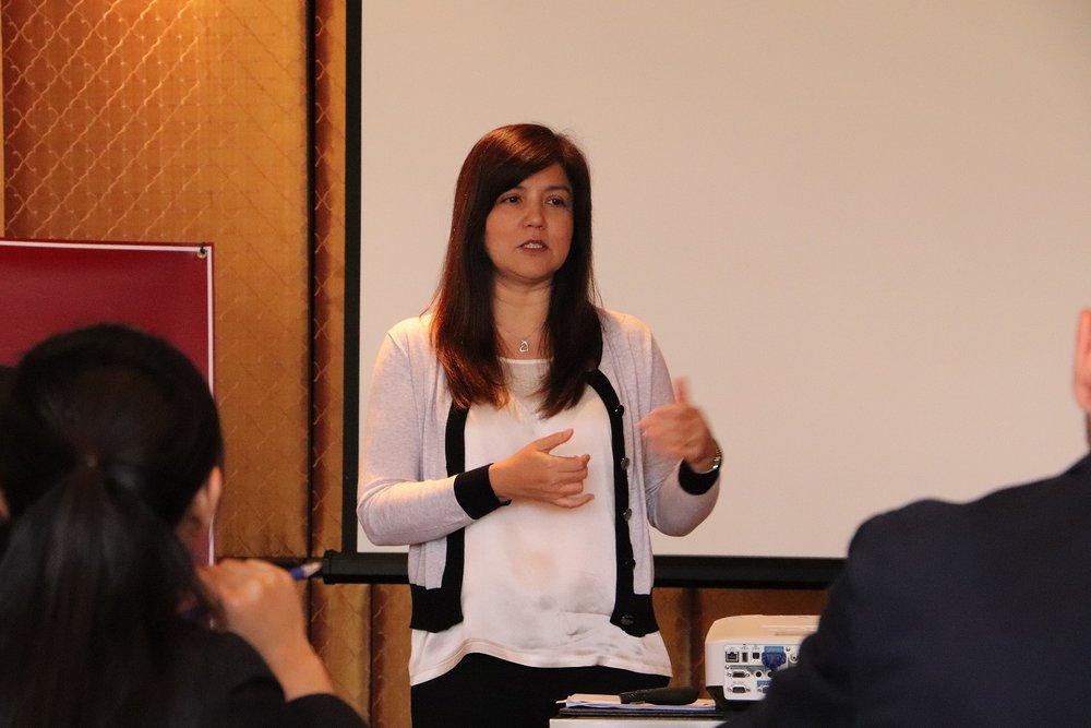 Zuraidah Ibrahim, Deputy Executive Editor, SCMP