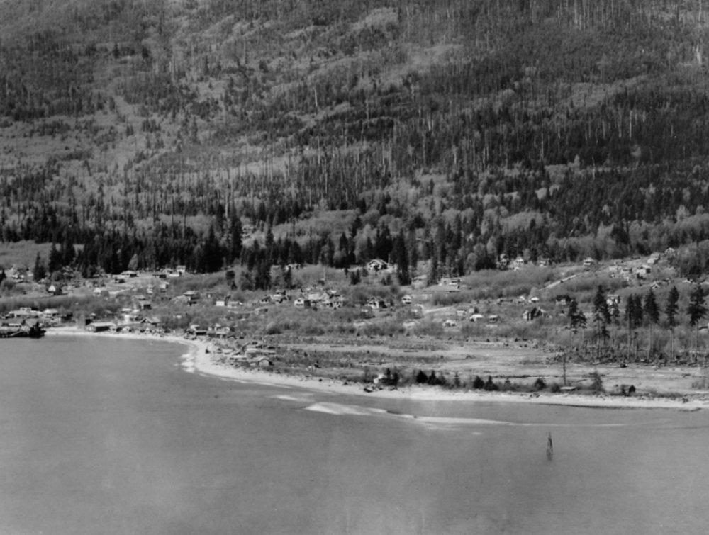 West Vancouver,circa 1921