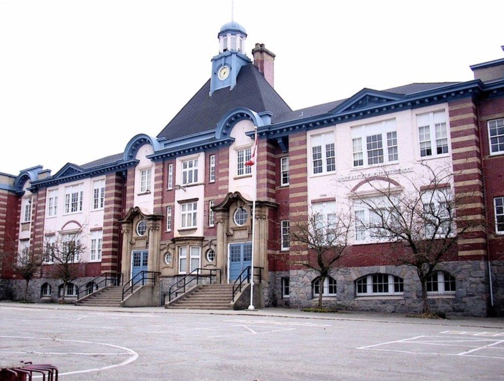 Ridgeway School, today.