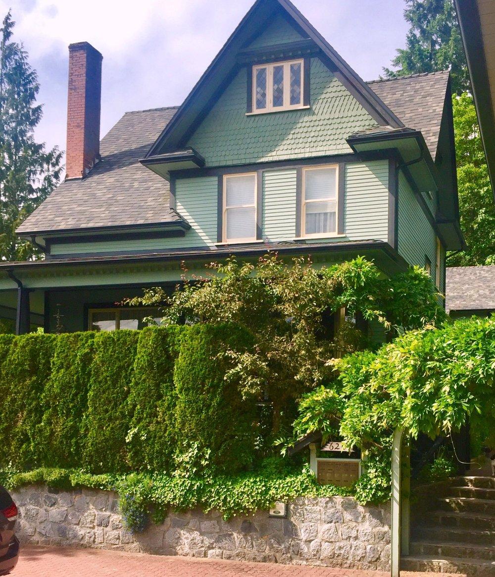 Vance Residence, 2017.