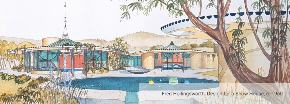 Fred Hollingsworth: Art of Architecture