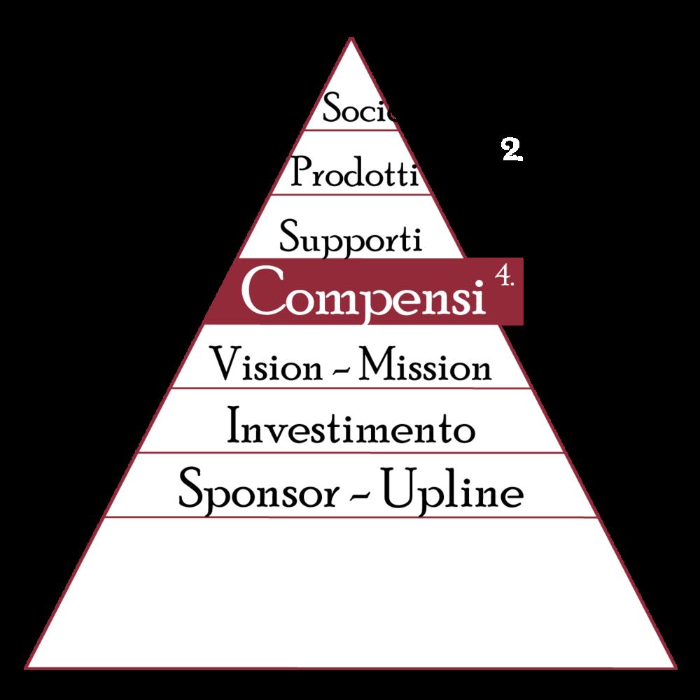 i compensi nel network marketing