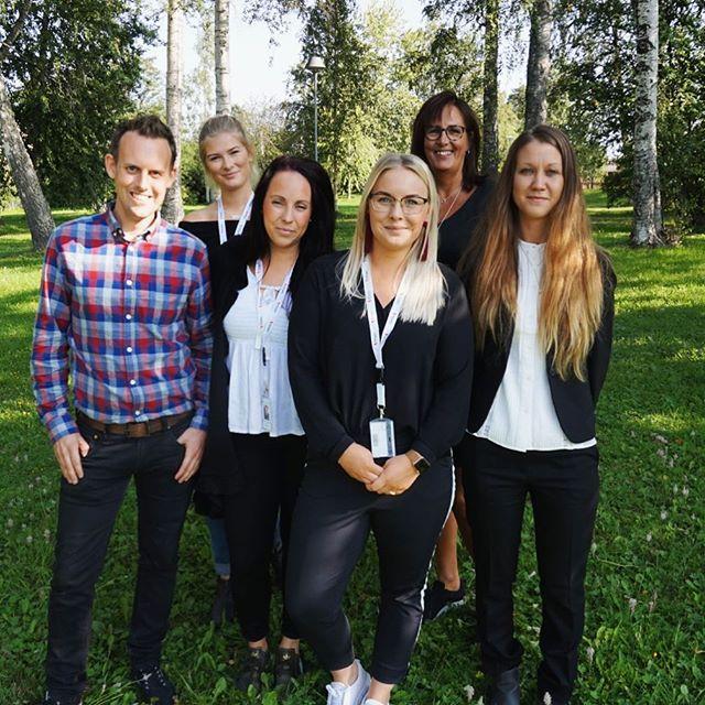 Under augusti månad välkomnar vi inte mindre än 6 nya kollegor! Säg hej till Peter, Lotta, Sofie, Sanna, Carina och Ida 😄