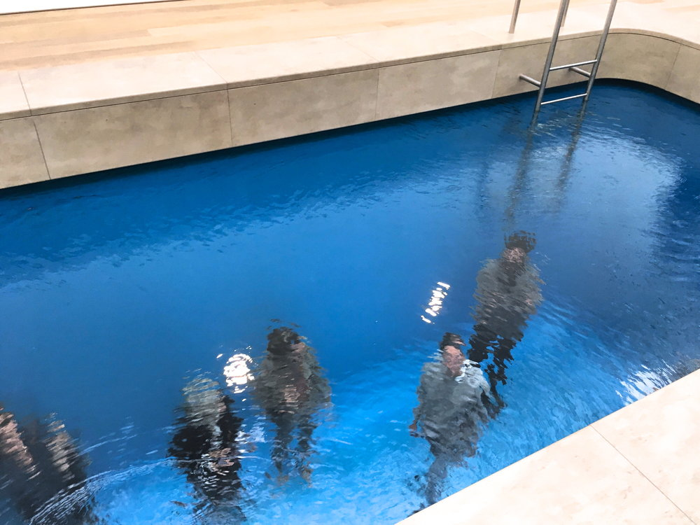 Leandro Erlich, Swimming Pool (2016)