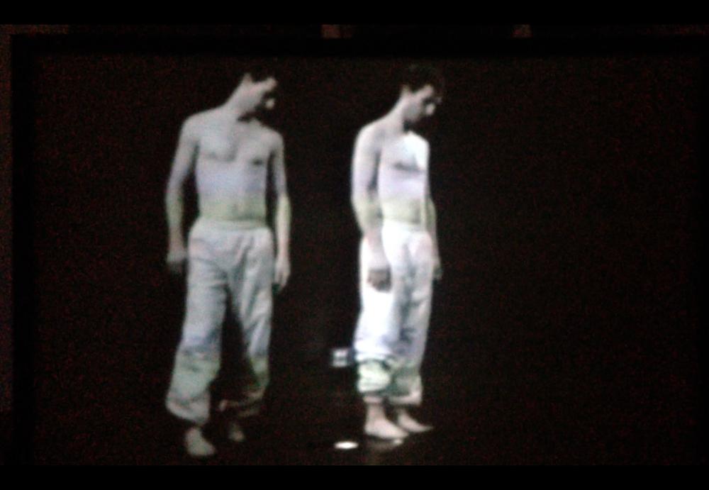 """The Princess Project, Vincent Dunoyer, 2001, 27'20"""", colour, silent."""
