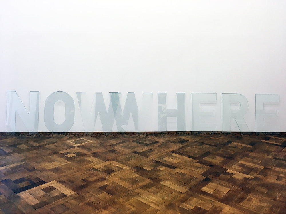 Melik Ohanian,  Nowwhere  (2016)