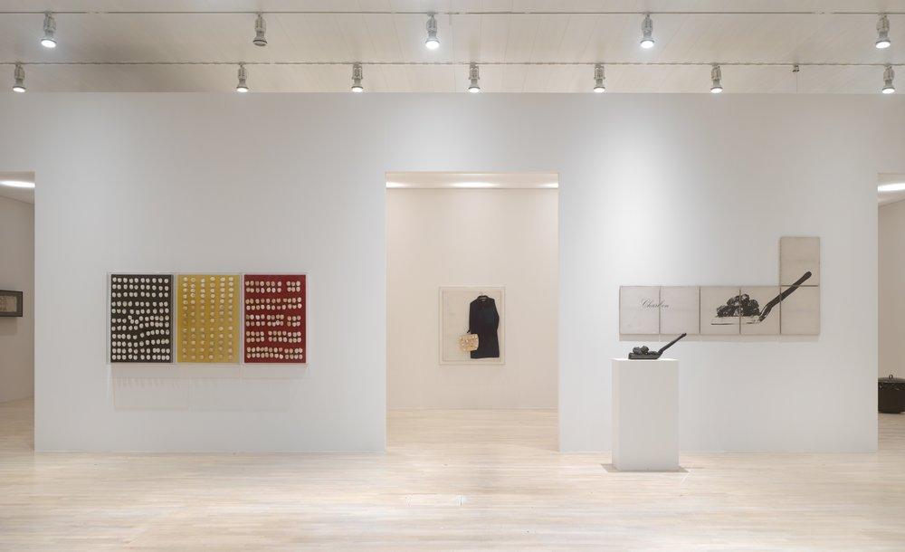 Marcel Broodthaers: A Retrospective , vue de l'exposition, K21, Düsseldorf