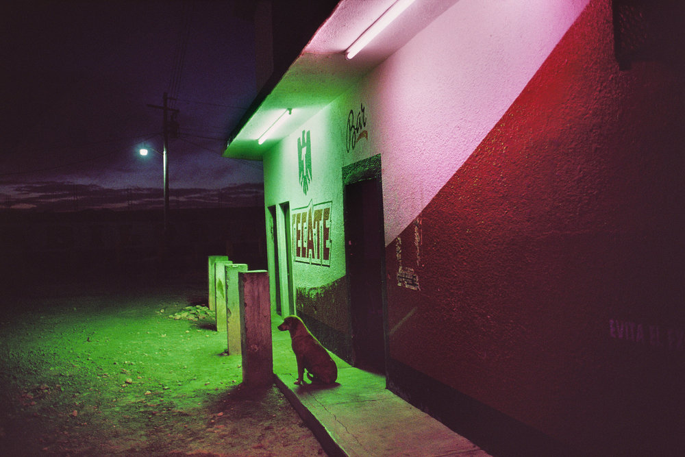 Alex Webb, Comitan, Mexico, 2007. Image courtesy A. Galerie