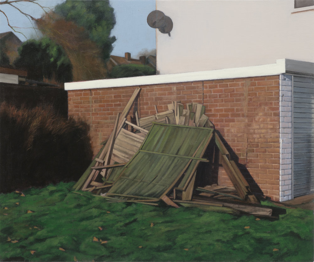 George Shaw, The Old Religions, 2017