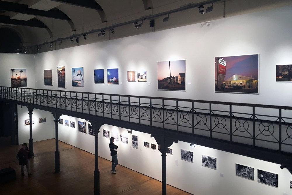 Joel Meyerowitz, 'Where I Find Myself', Botanique, Bruxelles, vue d'exposition. Image: Zoé Schreiber