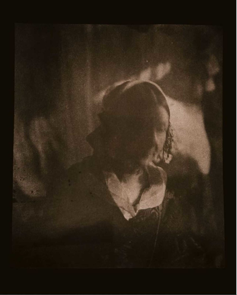 Hiroshi Sugimoto, Believed to be Mlle. Amélia Petit, Talbot Family Governess, circa 1840-1841, 2009
