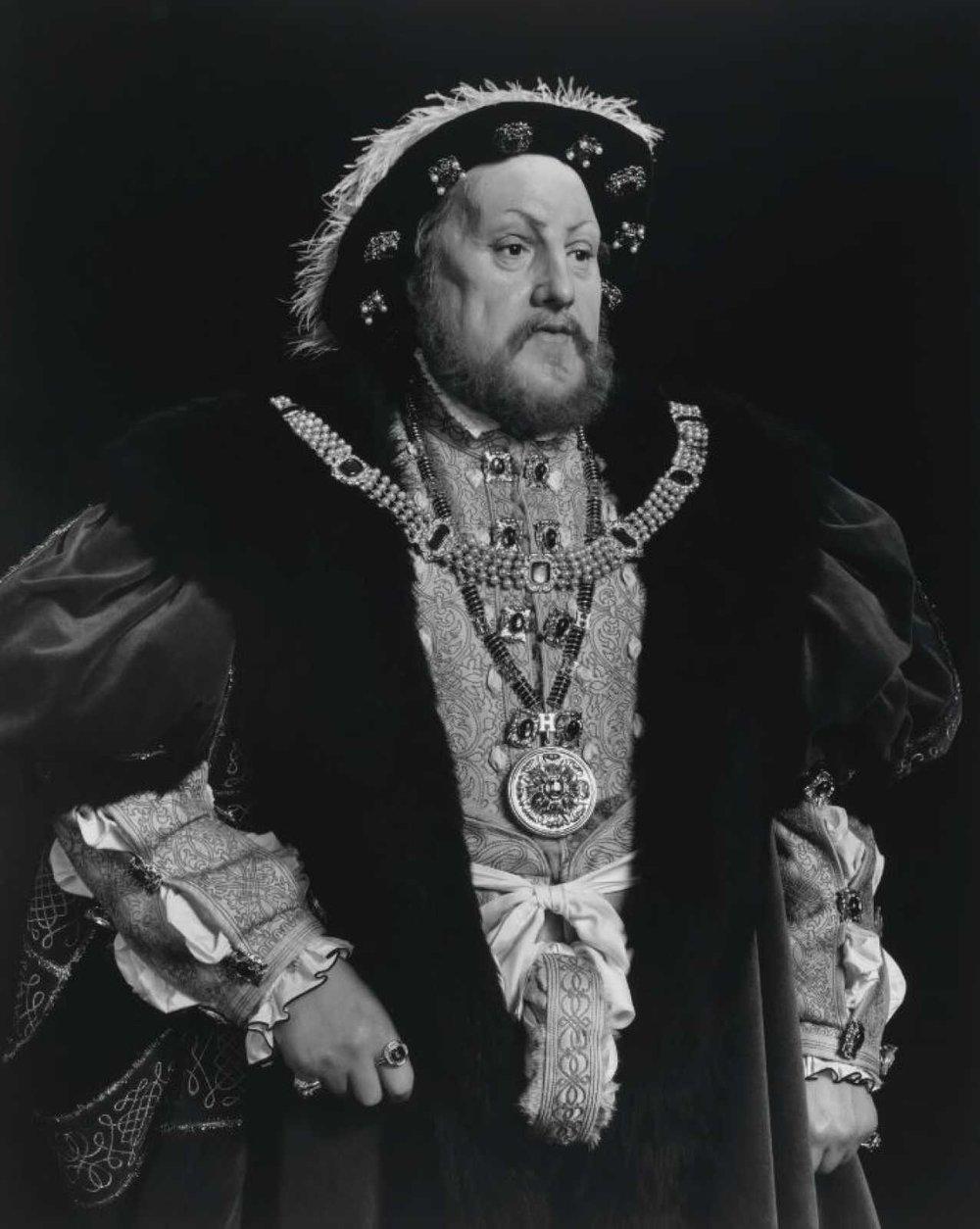 Henry VIII | 1999 | © Hiroshi Sugimoto / Courtesy of the artist
