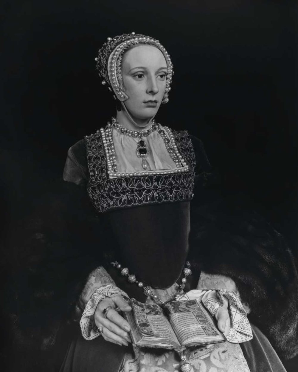Catherine Howard | 1999 | © Hiroshi Sugimoto / Courtesy of the artist