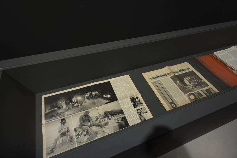 Edward & Nancy Kienholz Documentation, M HKA Anvers
