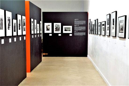 Worldview: Photographing the World Disorder,  vue d'exposition, Musée juif de Belgique. Image courtesy: Musée juif de Belgique