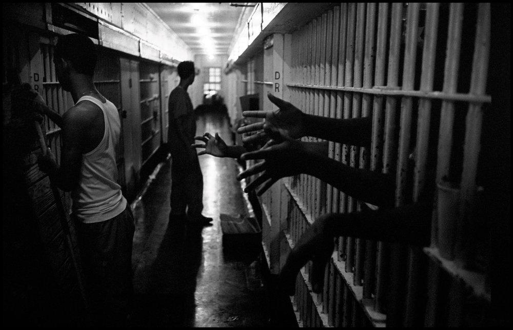 City Prison, New Orleans, 1965