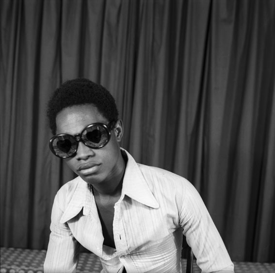 Samuel Fosso, Self-Portrait from Self-Portraits from the '70s, 1976. © Samuel Fosso