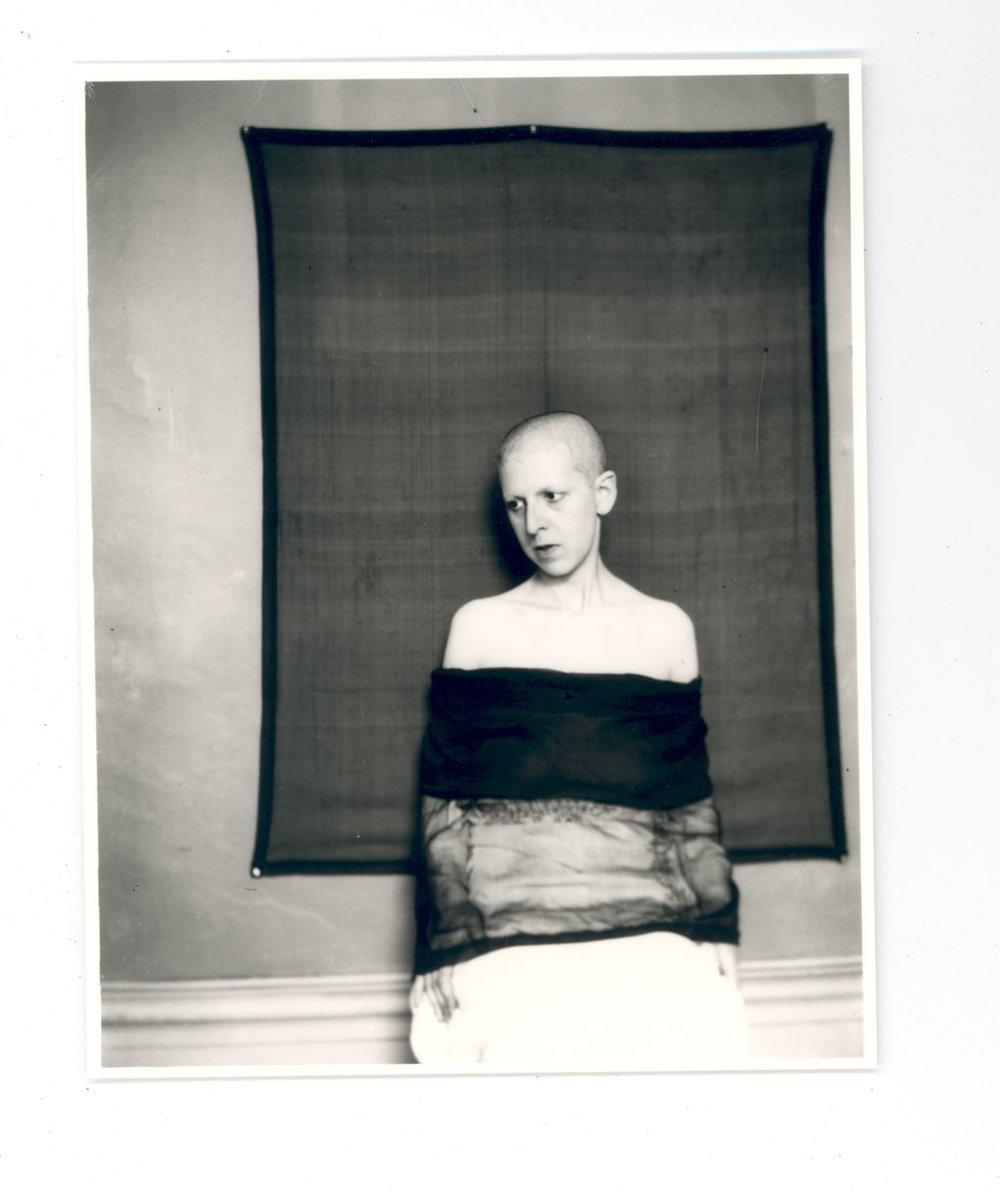 Claude Cahun, Self portrait, 1920
