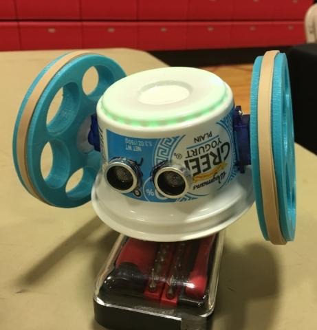 YoGo the Yogurt BOT