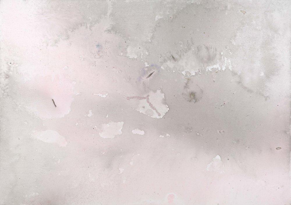 Šepot 1,  2015, akryl na plátně, 120×170 cm
