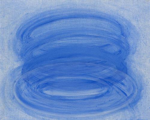 Talíř. 2012/13.  kombinovaná technika na plátně.  160 x 200 cm