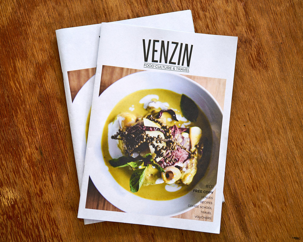 Venzin Magazine Edition 1 & 2