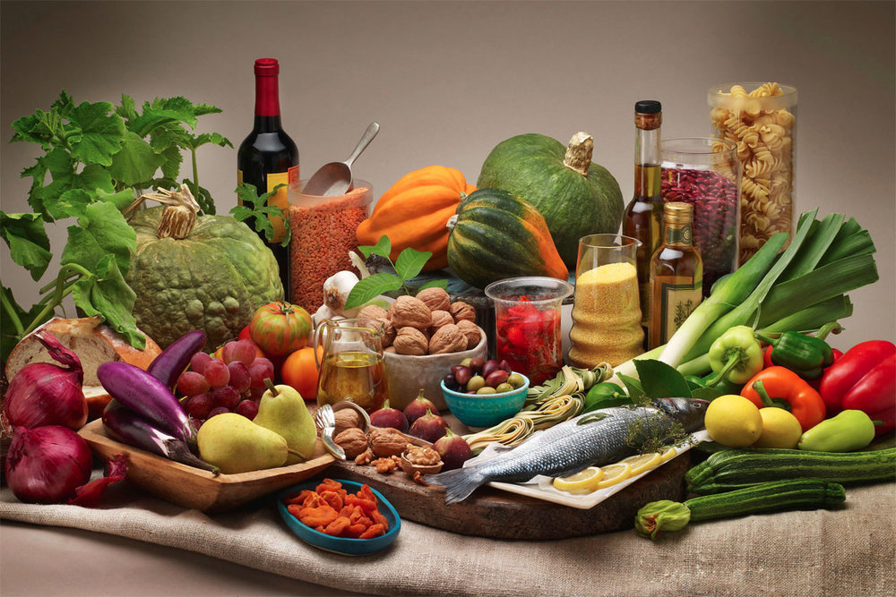 Mediterranean Diet: Origins and Benefits