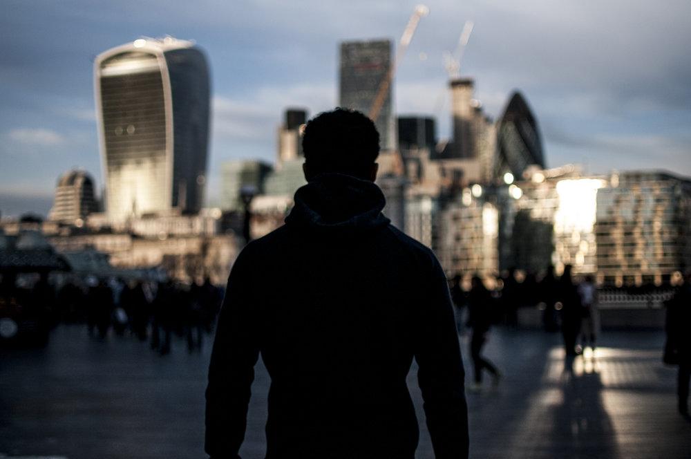 Personal trainer London Bridge SE1 Samuel Figueroa