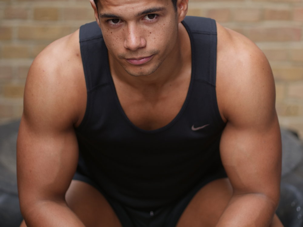 London Bridge Personal trainer Samuel Figueroa