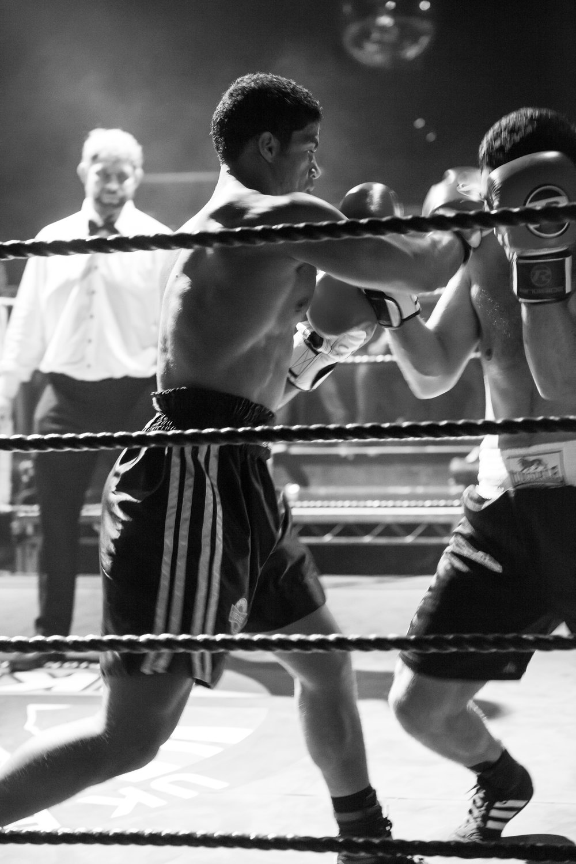 Personal trainer London SE1 Samuel Figueroa Boxing training