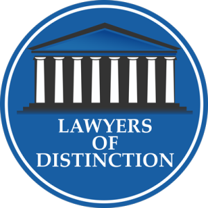 Membership Awarded by the organization to the Top 10% of Attorneys in the United States.