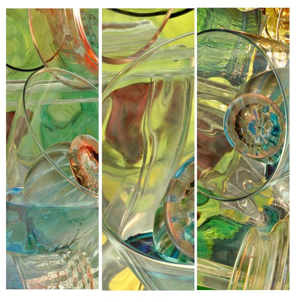 Translucence 723 Triptych