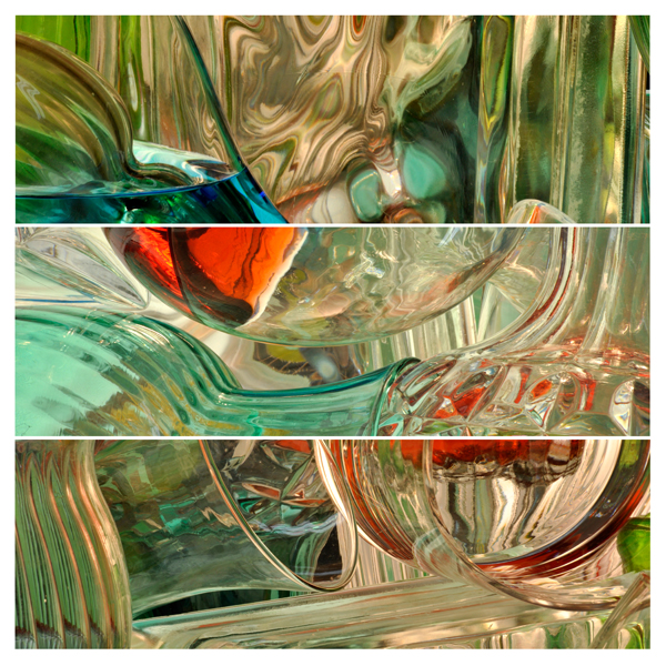 Translucence 722 Triptych