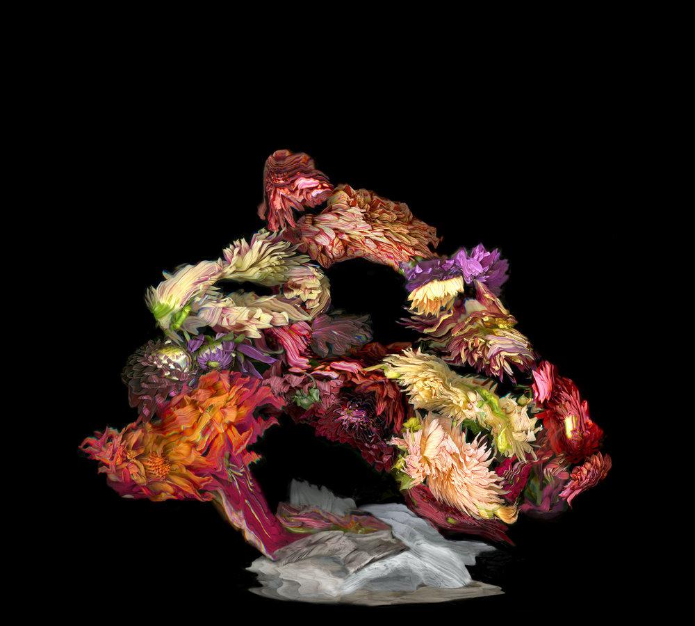 Flower Rock #1
