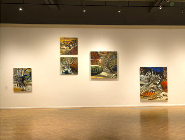Newport Art Museum Exhibition