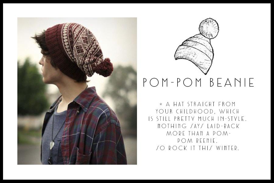 Pom-Pom Beanie