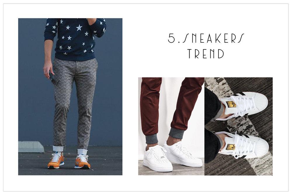 5.Sneakers