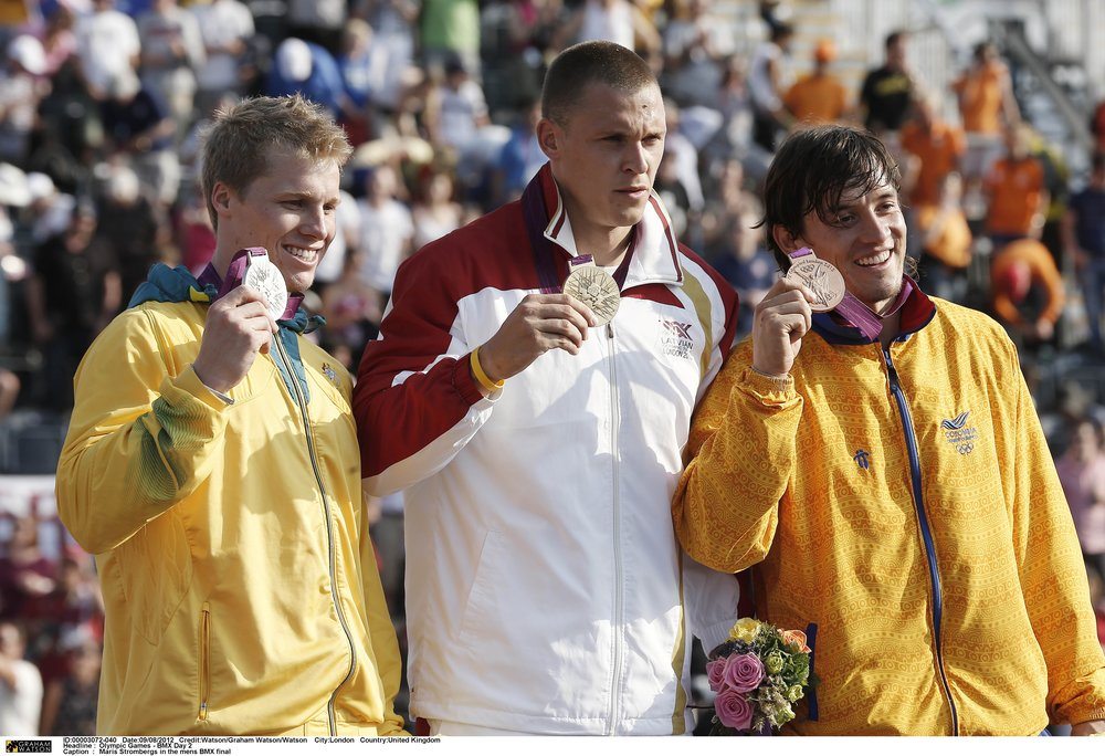 Gold - 2012 Olympic Games, London GBR