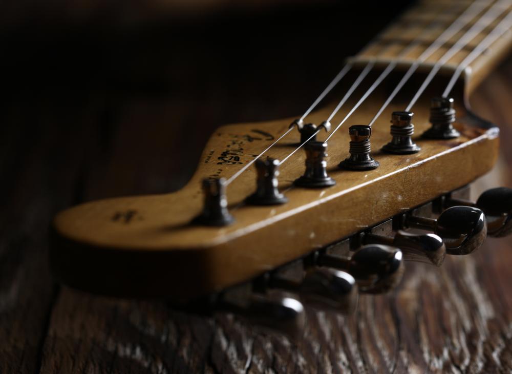 Guitar Center: Eric Clapton