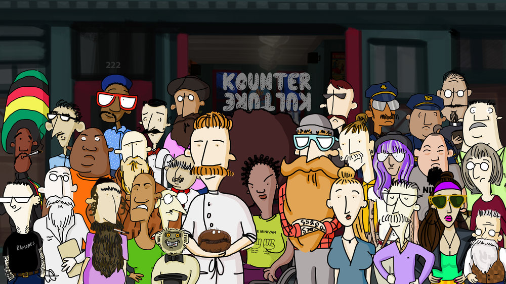 Kounture Kulture Animated Series