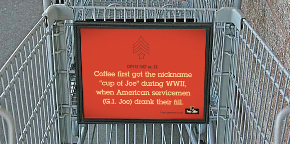 In-store Coffee Facts