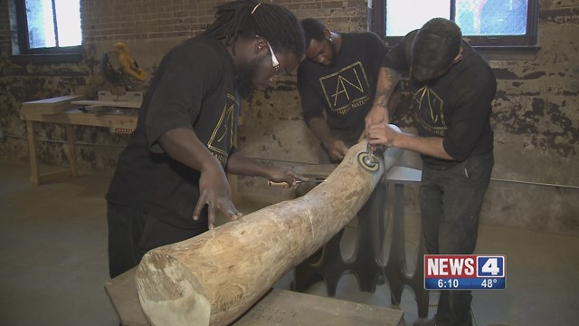 News Channel 4 - Imagine a Better St. Louis: Anew Nature helping ex-felons find a new calling