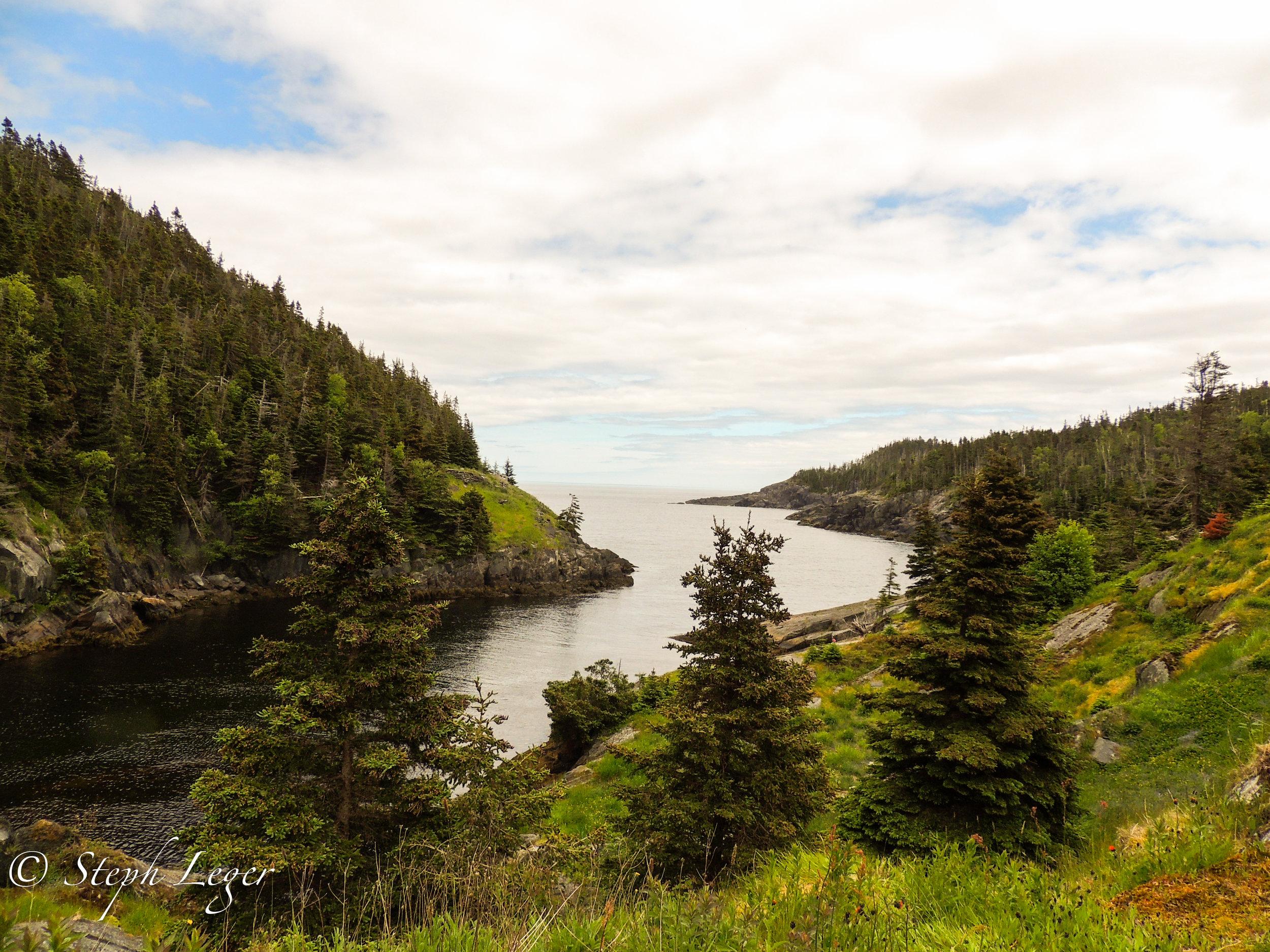 La Manche Provincial Park - Newfoundland
