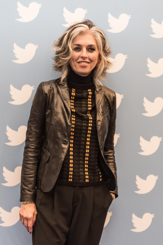 Paola Marella  @ Twitter Italia
