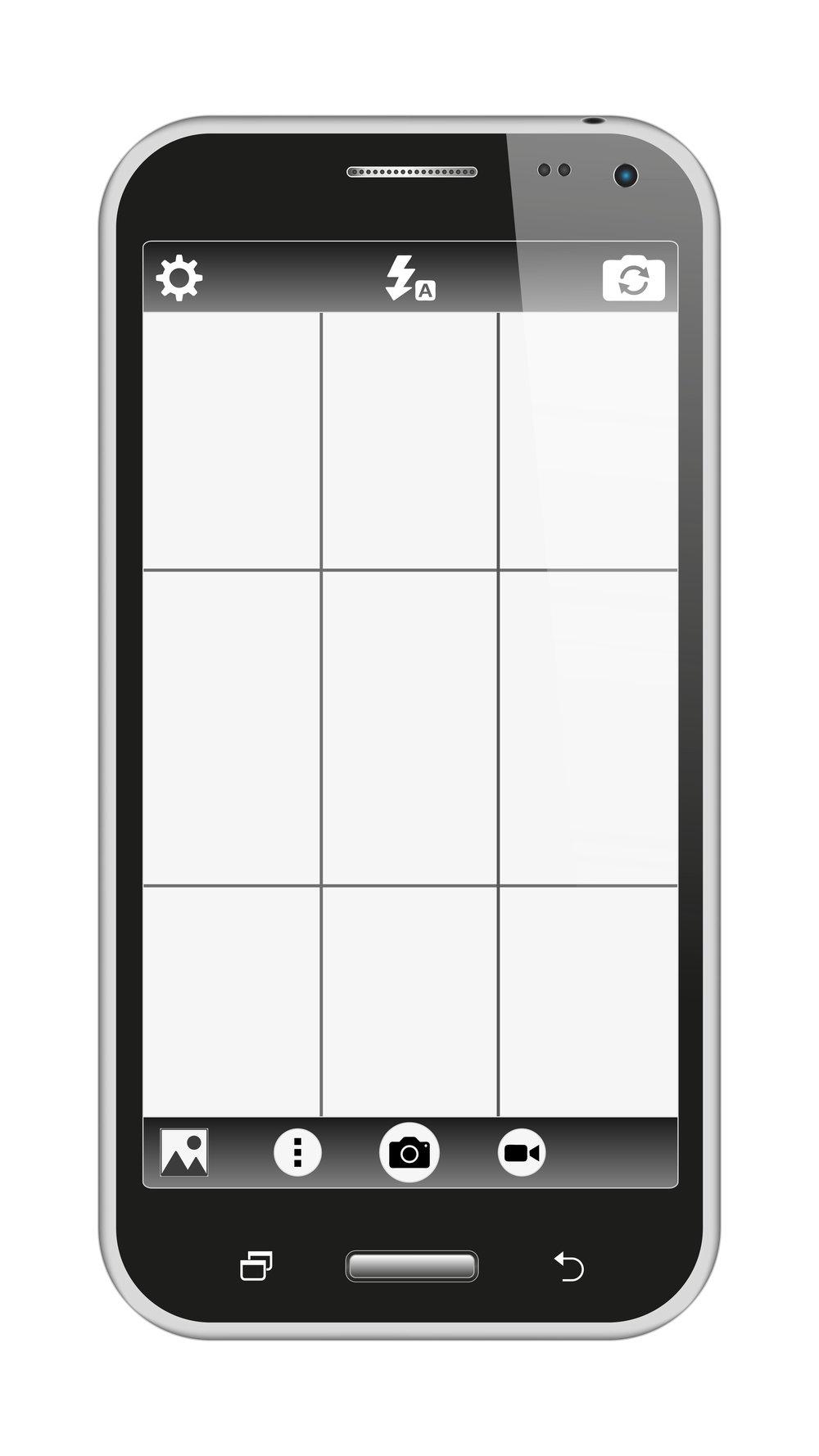 Camera dello smart phone