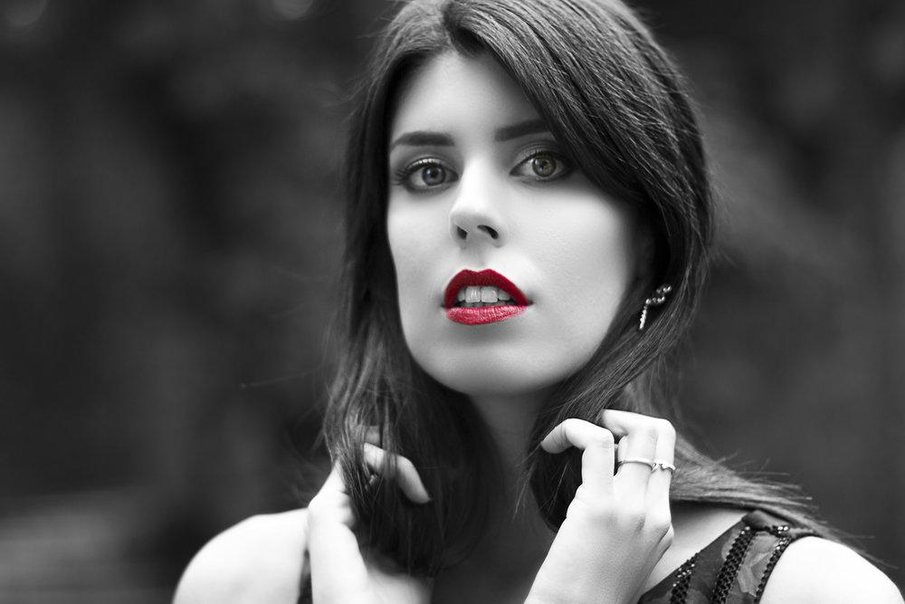 cesare ferrari fotografo beauty ritratto milano