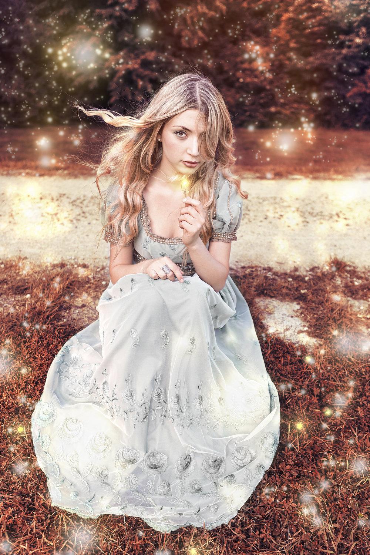 foto cosplay fantasy book fotografia milano modella