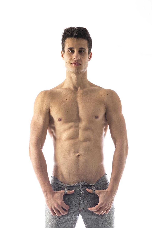 fotografo book bodybuilding milano
