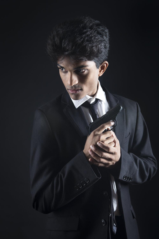 book fotografo agente segreto cosplay 007