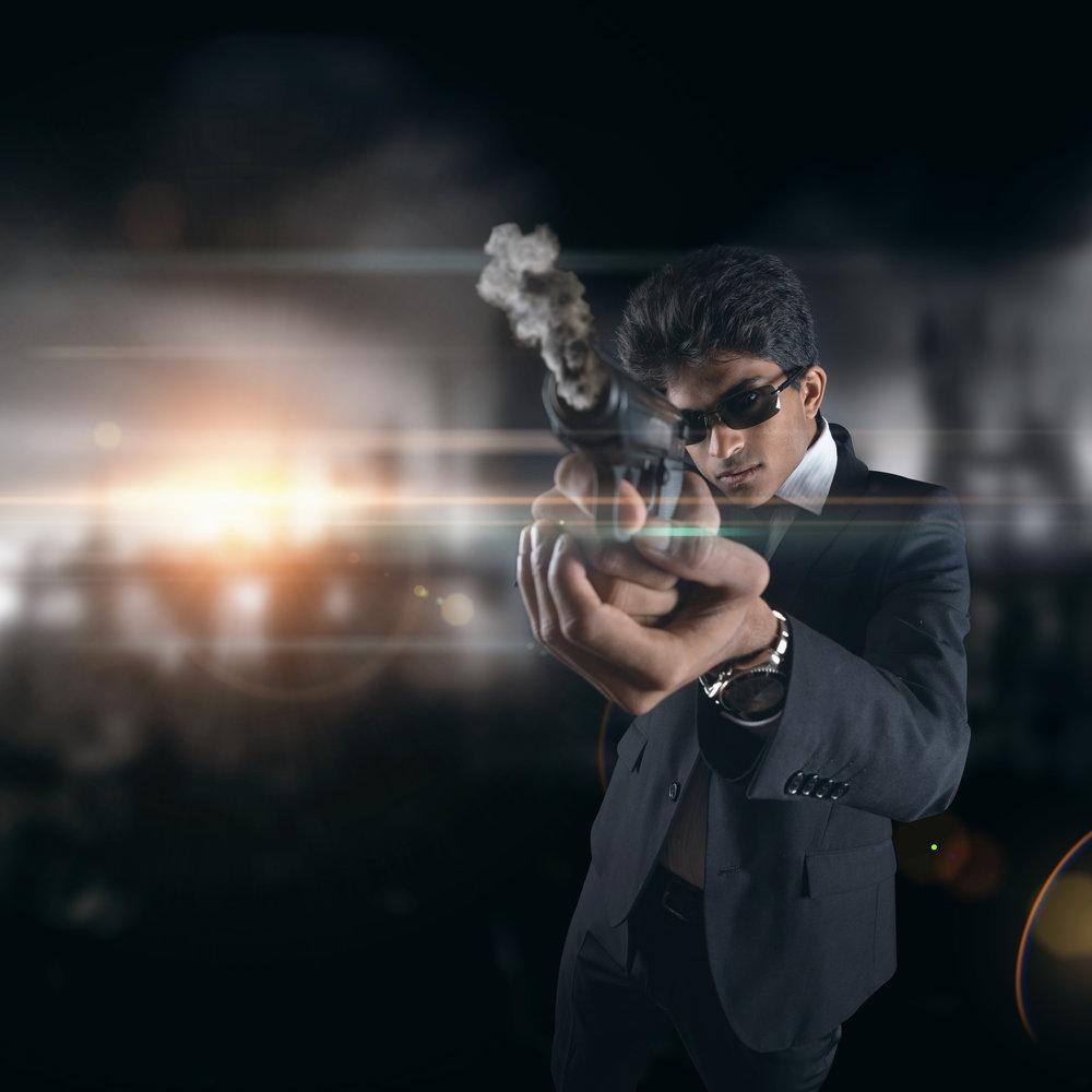 flarescape 007 ritratto book fotografo cesare ferrari